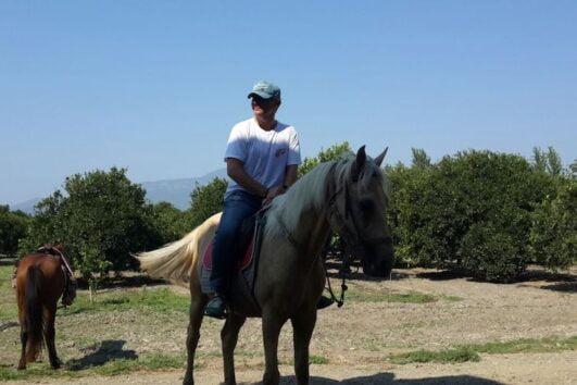 Dalyan Sunset Horse Safari - Ozbek Horses
