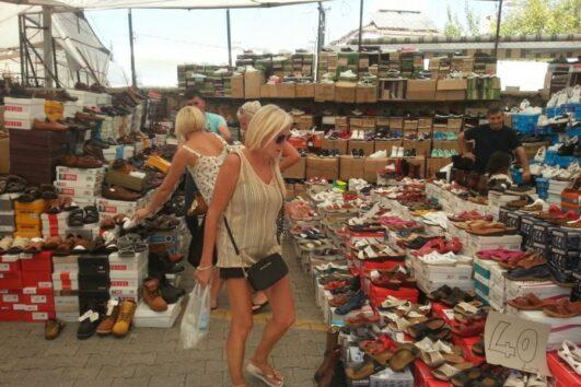 Fethiye Trip - Shopping in Fethiye Market