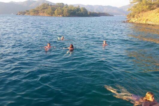 Fethiye Trip - Swim Break Around The 12 Islands
