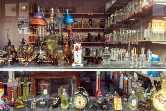 Mugla Arasta Bazaar - 1