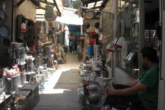 Mugla Arasta Bazaar - 3
