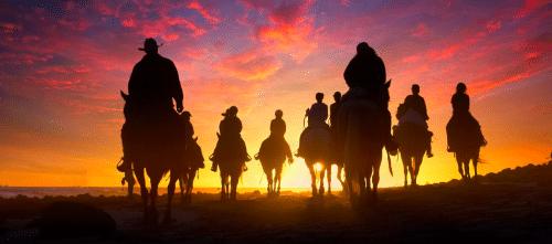 Dalyan Sunset Horse Safari Tour - Every Sunday with Volkan's Adventures
