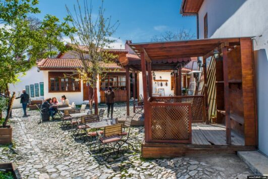 Mugla Zahide Bazaar - 1