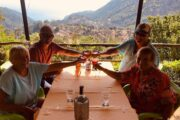 Twilight Taste of Georgia Tour - Volkan's Adventures - radar Mountain & Sunset Restaurant 49