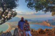 Twilight Taste of Georgia Tour - Volkan's Adventures - radar Mountain & Sunset Restaurant 53