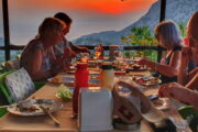 Twilight Taste of Georgia Tour - Volkan's Adventures - radar Mountain & Sunset Restaurant 54