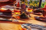 Twilight Taste of Georgia Tour - Volkan's Adventures - radar Mountain & Sunset Restaurant 56