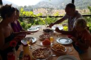 Dalyan Sunset -Tasty food