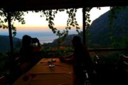 Dalyan Sunset -Sun down
