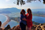 Dalyan Sunset - Having fun