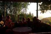 Dalyan Sunset -Sunset drink