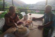Twilight Taste of Georgia Tour - Volkan's Adventures - radar Mountain & Sunset Restaurant -4