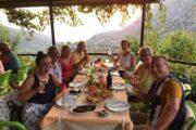 Twilight Taste of Georgia Tour - Volkan's Adventures - radar Mountain & Sunset Restaurant -7