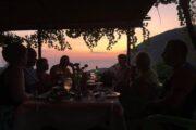 Twilight Taste of Georgia Tour - Volkan's Adventures - radar Mountain & Sunset Restaurant 25