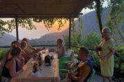 Twilight Taste of Georgia Tour - Volkan's Adventures - radar Mountain & Sunset Restaurant 26