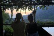 Twilight Taste of Georgia Tour - Volkan's Adventures - radar Mountain & Sunset Restaurant 27