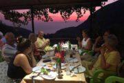 Twilight Taste of Georgia Tour - Volkan's Adventures - radar Mountain & Sunset Restaurant 33