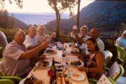 Twilight Taste of Georgia Tour - Volkan's Adventures - radar Mountain & Sunset Restaurant 41