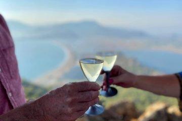 Twilight Taste of Georgia Tour - Volkan's Adventures - radar Mountain & Sunset Restaurant 59