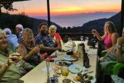 Twilight Taste of Georgia Tour - Volkan's Adventures - radar Mountain & Sunset Restaurant 61
