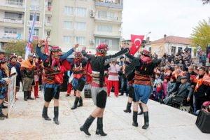 yoruk dancers