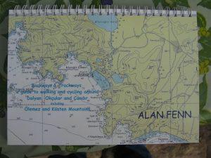 Backways & Trackways by Alan Fenn