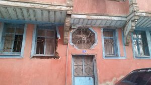 Afyon - Armenian Houses