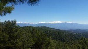 Cadianda - spectacular view