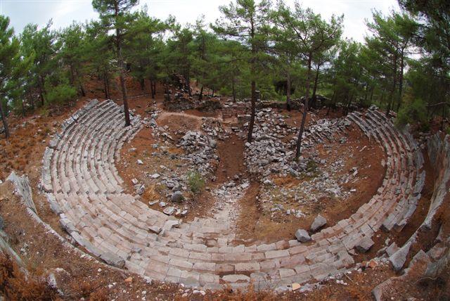 Cadianda - Amphitheatre