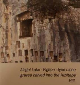 Alagöl Lake Pigeon