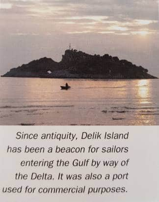 Delik island