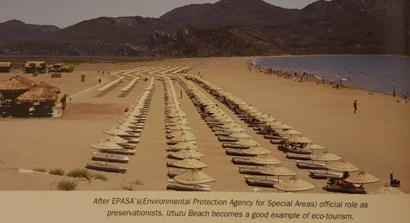 Iztuzu Beach - after EPASA