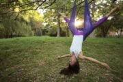 Dalyan Jimmys Island Aerial Yoga - 2