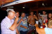 After The Watershed - Dalyan Floating Bar - 13