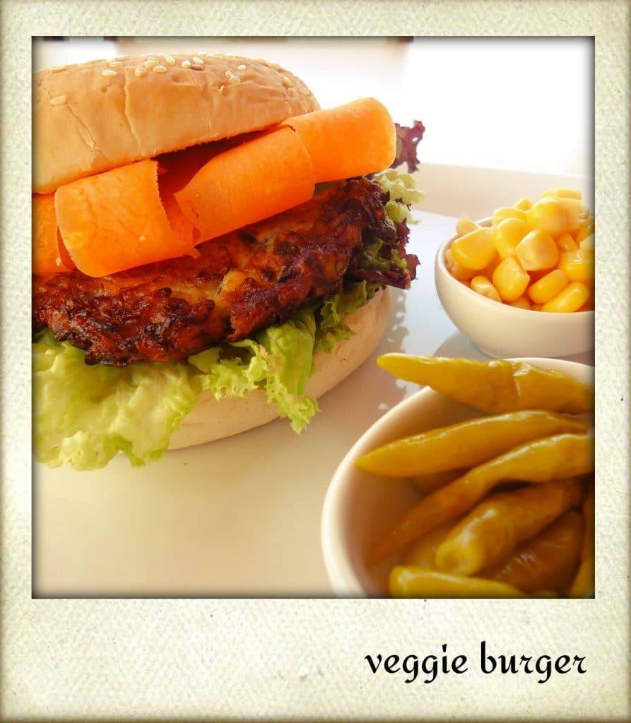 istanbul cafe bar homemade veggie burger