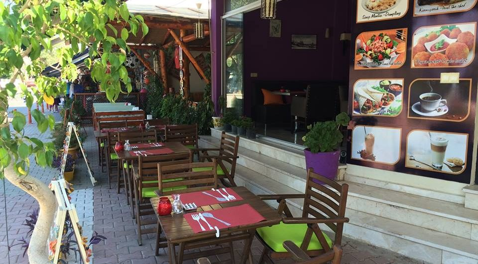 soul kitchen dalyan outside seating