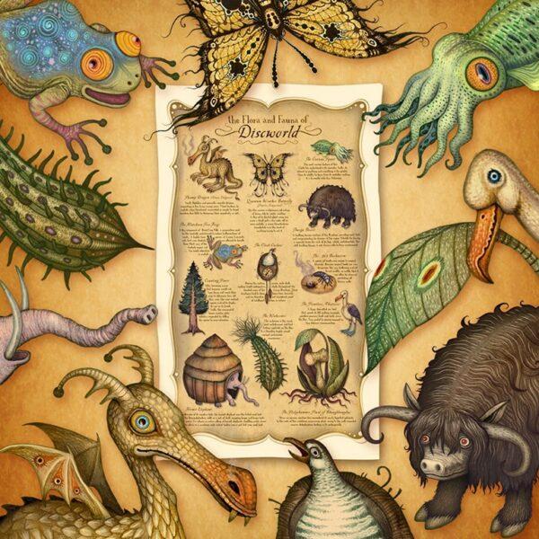 Flora and Fauna of Dalyan