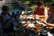 dalyan kingfisher restaurant - uzumlu - camianda - morchella esculent - gocek lotis restaurant - best dalyan tour ever - 30