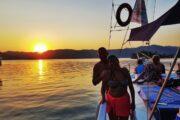 Sunset Sailing from Sarsala bay to Gocek - 14