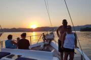 Sunset Sailing from Sarsala bay to Gocek - 25