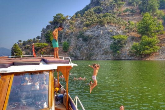 Dalyan Classic Boat Trip