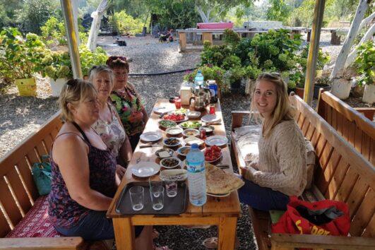 Dalyan tours - road To paradise - karabörtlen breakfast - Akyaka - Akbük - 10