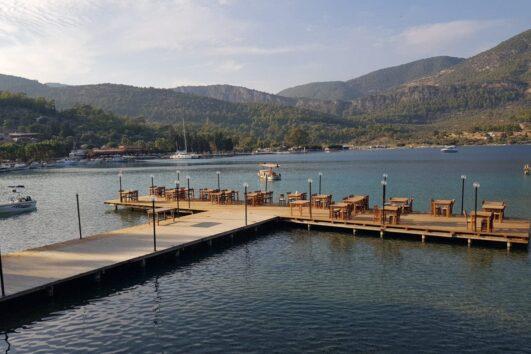 Dalyan tours - road To paradise - karabörtlen breakfast - Akyaka - Akbük - 6
