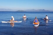 SUP Yoga at Iztuzu Beach - 6
