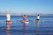 SUP Yoga at Iztuzu Beach - 7