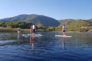 SUP Yoga at Iztuzu Beach - 5