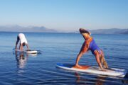 SUP Yoga at Iztuzu Beach - 3