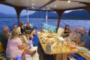 Volkan's Adventures Dalyan - evening Wine Tasting Boat Trip - 11