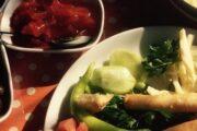 dalyan kingfisher restaurant - uzumlu - camianda - morchella esculent - gocek lotis restaurant - best dalyan tour ever - 5