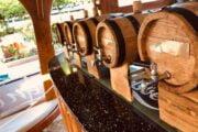 Volkan's Adventures - evening wine tasting - 123